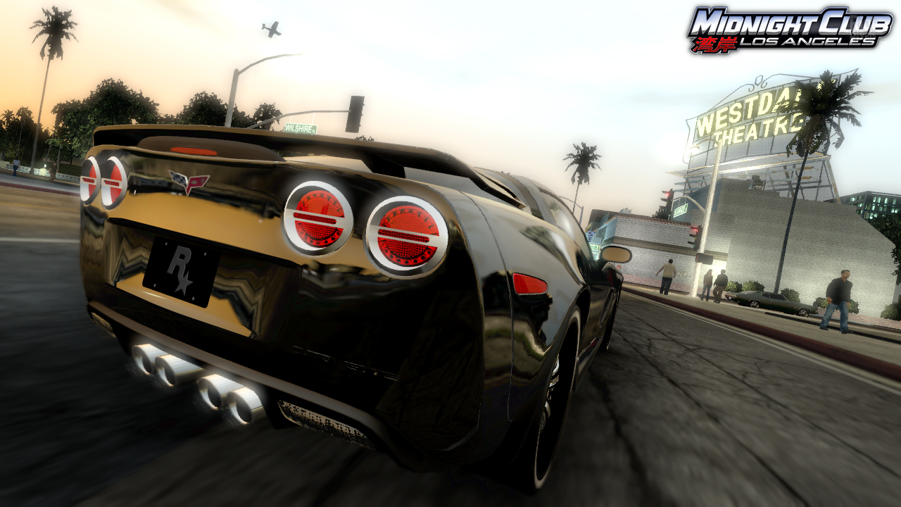 Обзор игры Midnight Club: Los Angeles