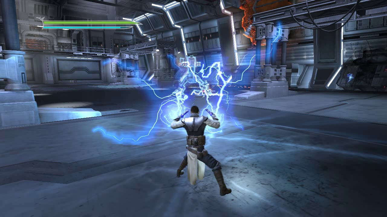 Star Wars - The Force Unleashed 2 - Обзор