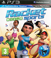 Игра Racket (PS3 Move)
