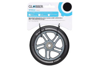 Колесо Globber ONE NL 125 wheel - one wheel (Черный)