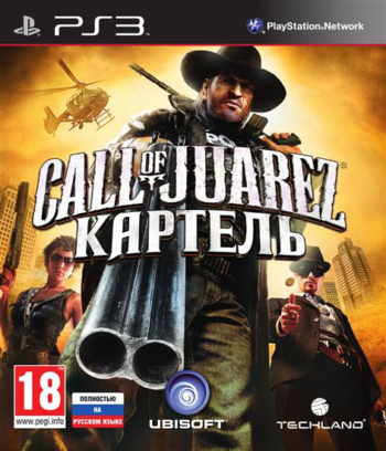 Игра Call of Juarez: Картель (PS3)