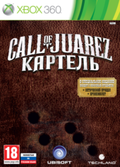 Игра Call of Juarez: Картель. Limited Edition (Xbox 360)