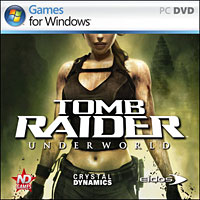 Игра Tomb Raider: Underworld - 0