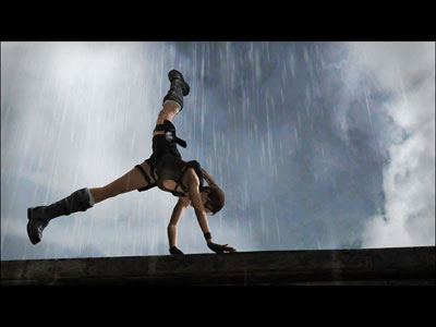 Игра Tomb Raider: Underworld - 2