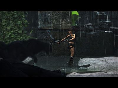 Игра Tomb Raider: Underworld - 3