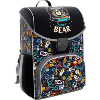 Ранец Space Bear ErgoLine 15L, ErichKrause