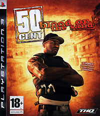 Игра 50 Cent: Blood on the Sand (PS3)