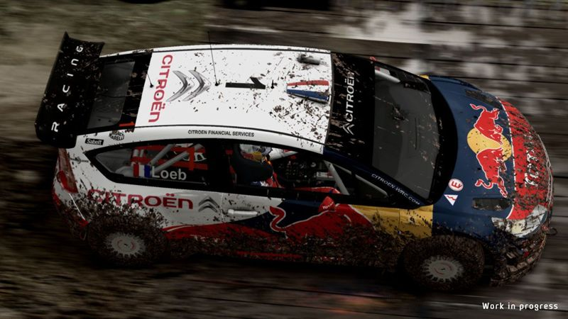 WRC: FIA World Rally Championship - 1