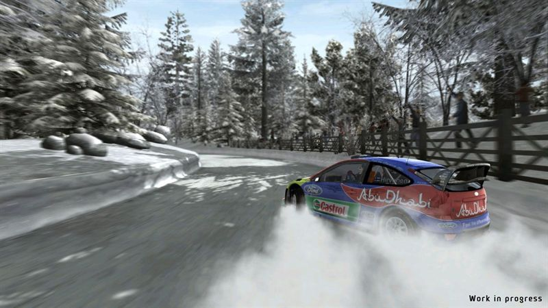 WRC: FIA World Rally Championship - 3