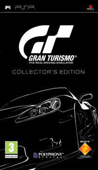 Игра Gran Turismo Collector's Edition (PSP)