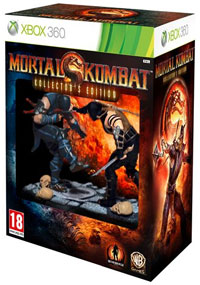 Игра Mortal Kombat Kollector's Edition (Xbox 360) - 0