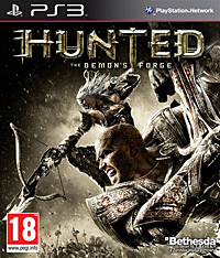 Игра Hunted: The Demon's Forge (PS3)