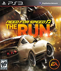Игра Need for Speed. The Run (PS3)