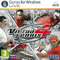Игра Virtua Tennis 4