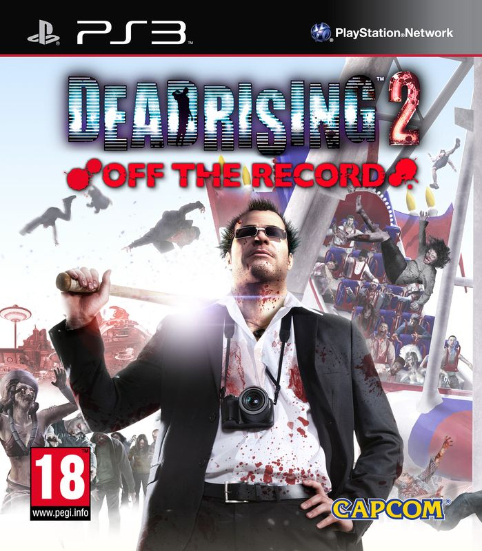 Игра Dead Rising 2: Off the Record (PS3)