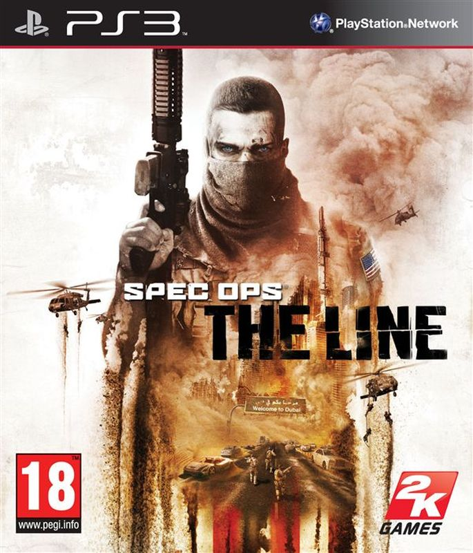 Spec Ops: The Line (PS3)
