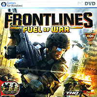Игра Frontlines: Fuel of War