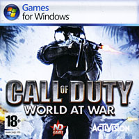 Игра Call of Duty: World at War - 0