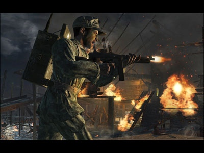 Игра Call of Duty: World at War - 3