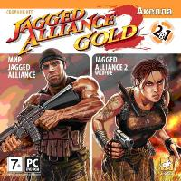 Jagged Alliance. Gold (PC-DVD) (Jewel)