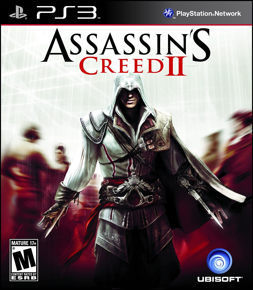 Игра Assassin's Creed II (PS3)