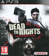 Игра Dead to Rights: Retribution (PS3)