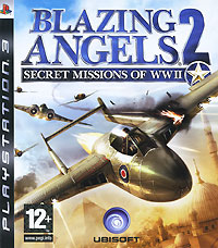 Игра Blazing Angels 2: Secret Missions of WWII (PS3)