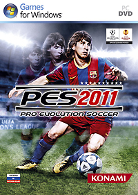 Pro Evolution Soccer 2011 (DVD-BOX)